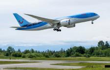 独TUIグループ、787-9発注 787-8から変更も
