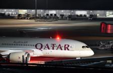 カタール航空、医療従事者に航空券10万枚無償提供