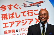 エアアジアX、CEOにメラヌン氏 オスマンラニ前CEOは退任