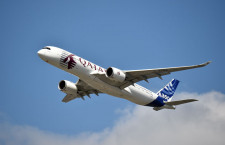 エアバス、A350 XWBが最大370分のETOPS取得