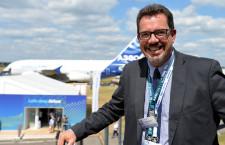 「A350は快適性も優れている」 エアバス社マーケティング責任者、バウザー氏に聞く