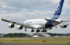 A380受注残、ANAとエミレーツ航空のみ リース2社キャンセル