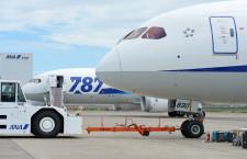 ANAの次世代主力機、まもなく就航 写真特集・787-9国内線仕様機