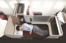 JAL、787に新仕様機 ビジネスはフルフラット、12月から