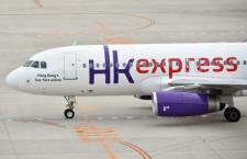 香港エクスプレス航空、熊本-香港を定期便化 週2往復