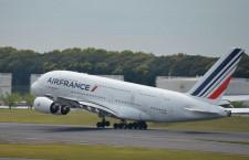 エールフランス、A380退役前倒し 新型コロナ影響、9機
