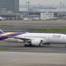 タイ国際航空、羽田-バンコク22年1月再開 787で週3往復