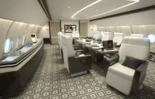 エアバス、A330に政府専用機型の新内装「サミット」