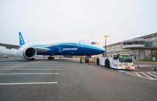 ボーイング、787を航空博物館へ寄贈 シアトル