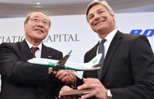 SMBCアビエーションキャピタル、737 MAX 8を80機発注 LCC仕様も選択可