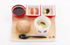 JAL、機内食冬メニュー スープストックトーキョーと初コラボ