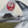 エアバスとJAL、A350補修部品サポート契約