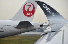 JAL、12年ぶりの社債発行 5年債と10年債、200億円