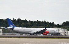 スカンジナビア航空、長距離増便へ 冬ダイヤから