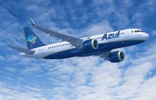 エアバス、アズール・ブラジル航空からA320neoを35機受注