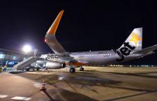 ジェットスター・ジャパン、3月減便率57.9% 14路線1344便減便