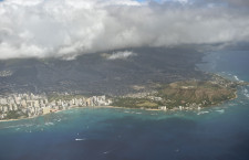 """ハワイを日本人が好む""""古き良きおもてなし"""" JAL、ホノルル線60周年で遊覧飛行"""