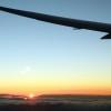 イチオシ機材で初日の出フライト ANAは787-9、JALはスカイネクスト