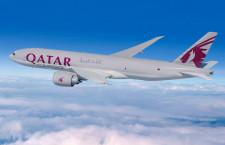 カタール航空カーゴ、日本初就航 関空へ週2便