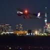 スカイマークのA330、羽田から最終便 7カ月半で運航停止