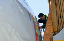 25年9カ月で撤退 写真特集・ヴァージン アトランティック航空の日本最終日