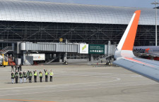 ジェットスター・ジャパン、初の国際線就航 関空-香港線、機内で抽選会も