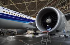 GE90、誕生25周年 777向けエンジン、地球と太陽300往復相当
