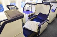 個室感と開放感を両立したビジネスクラス 写真特集・ANA新仕様777-300ERができるまで(機内編)