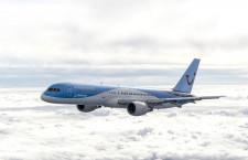 ボーイング、757で環境性能実験 NASAと共同で