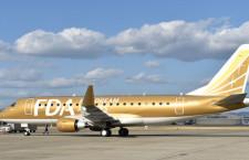 FDA、花巻空港の遊覧飛行完売 奥羽山脈や三陸海岸巡る