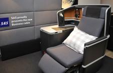 スカンジナビア航空、SNS写真投稿で航空券 ビジネス新シート体験会も