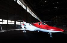 美しきビジネスジェット、羽田に飛来 写真特集・ホンダジェット日本初公開