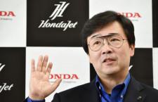 「飛行機設計は頭脳握るべき」ホンダジェット、藤野社長インタビュー