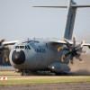 トルコ空軍向けA400Mが墜落 スペインで4人死亡