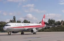 四川航空、A321受領 エアバス機100機目