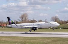 ボラリス、A321を2機受領 メキシコ初