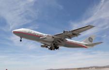 ボーイング、737 MAXエンジンの試験開始