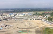 成田空港、訪日客3%増 19年7月、総旅客数389万人