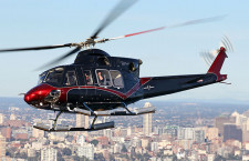 ベルヘリコプター、青森県から412EPI受注 日本初