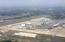 成田空港、20年3月訪日客82%減 総旅客67%減