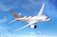エアバス、A319neoのビジネスジェット受注 アジア顧客から
