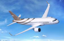 エアバス、A320neoのビジネスジェット投入 英社から受注