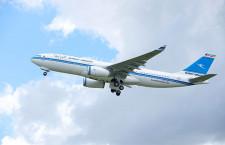 クウェート航空、A330-200受領 同社向け初号機