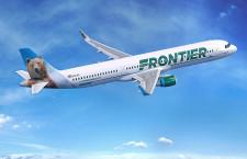 フロンティア航空、A320ファミリー12機発注 受注残101機