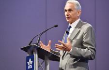 IATA年次総会が閉会、純利益予想293億ドルに上方修正 16年はダブリン