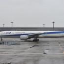 ANAの777-300ER、退役始まる 国内初、3号機JA733Aが米国へ