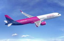 ウィズエアー、A321neoを110機確定発注