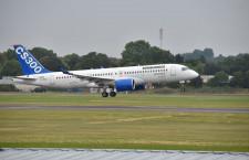 エアバス、Cシリーズ事業会社買収へ アラバマで製造も、ボンバルディアや州政府と合意