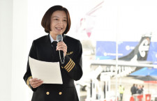 パイロットの能力「男女差ない」 特集・日本初のJAL女性機長が歩む道(前編)