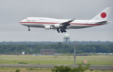 空自、韓国で政府専用機訓練 首相訪韓で襄陽空港など